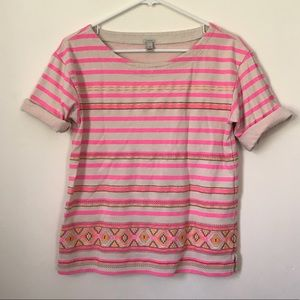 Jcrew top.  Small.